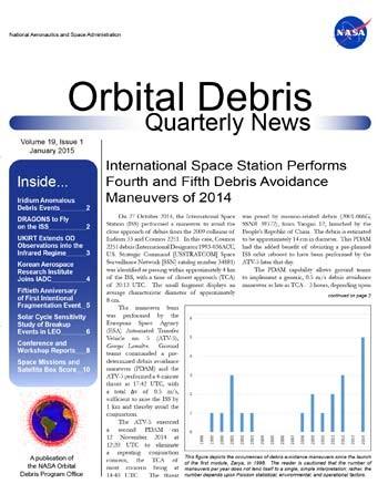 NASA Orbital Debris Program Office - Pics about space