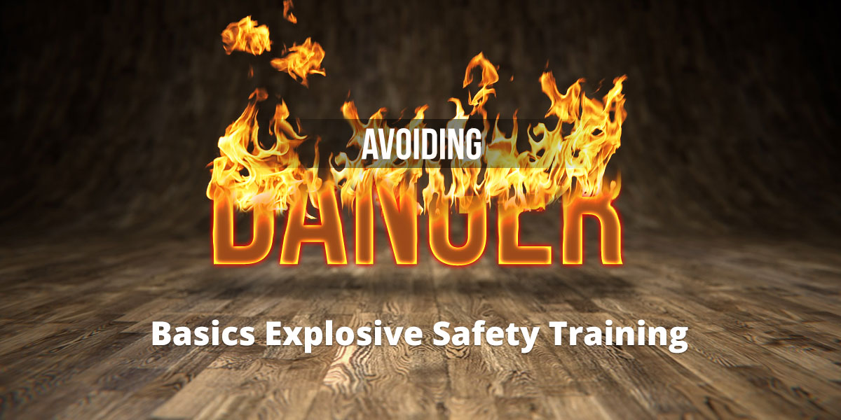 pyrotechnics and explosives safety