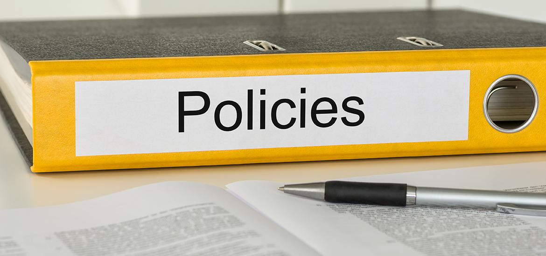 Policies Binder