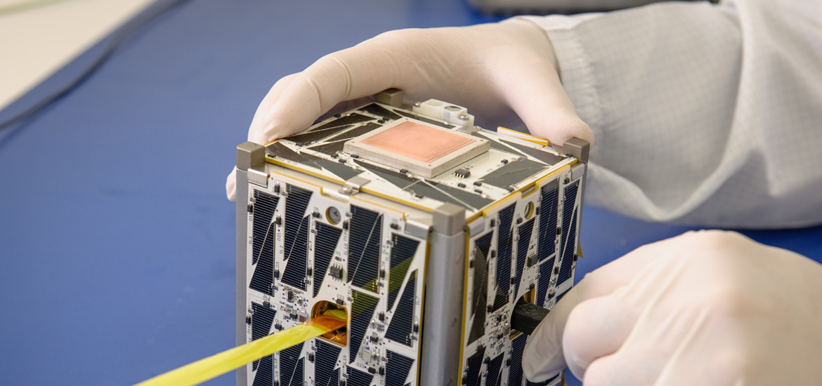 NASA Addresses CubeSat SMA and Reliability Challenges