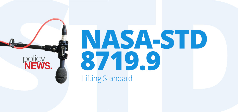 NASA-STD-8719.9 Policy News