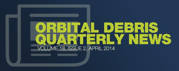 Orbital Debris Quarterly News