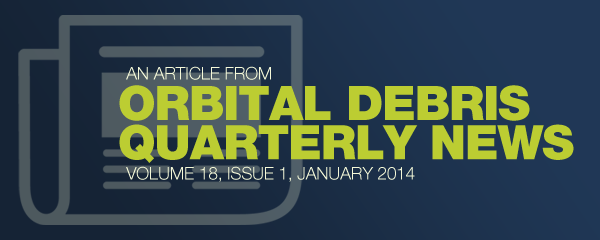 Orbital Debris Quarterly News