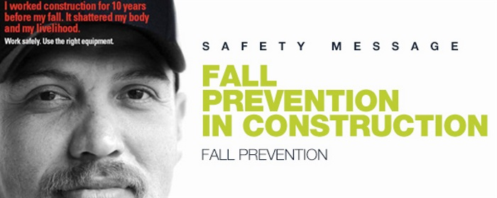 Safety Message: Fall Prevention