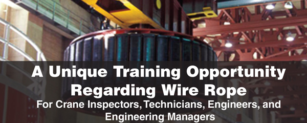 Wire Rope Seminar