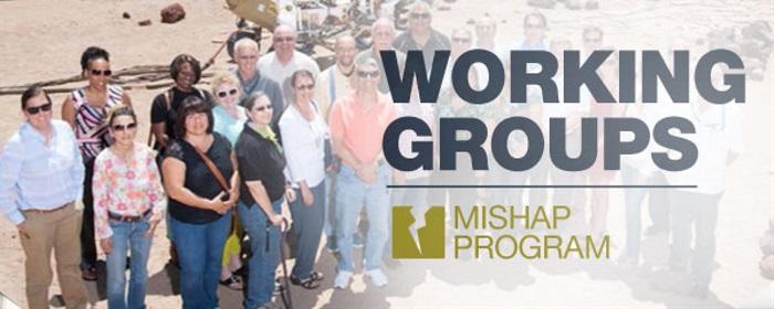 Working Groups: Mishap Program