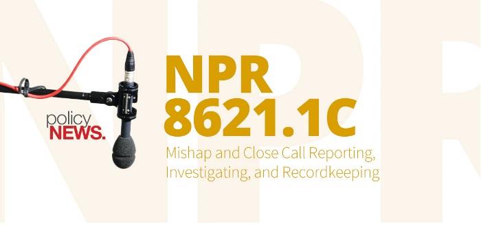 NPR 8621.1C