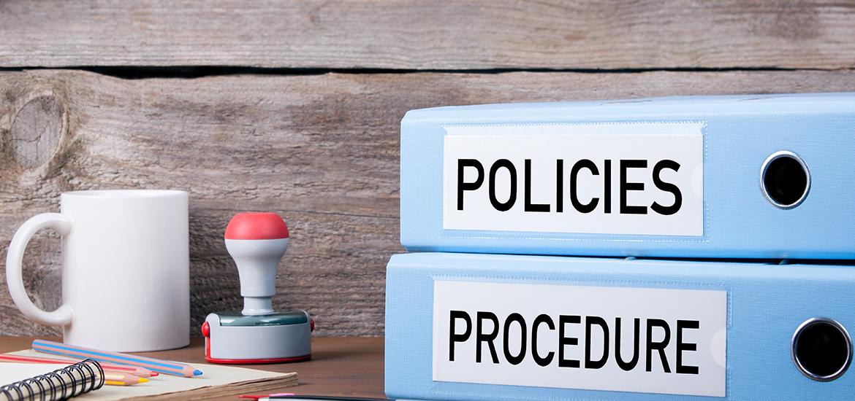 Policies and Procedures Binders