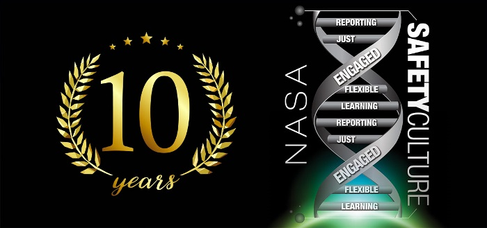 10 Years Safety Culture
