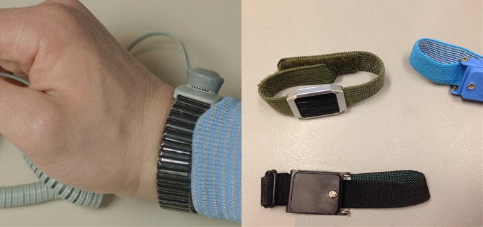 Wireless Wrist Straps