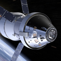 Depiction of Orion