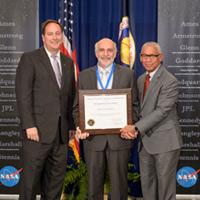 Generazio Receives Award